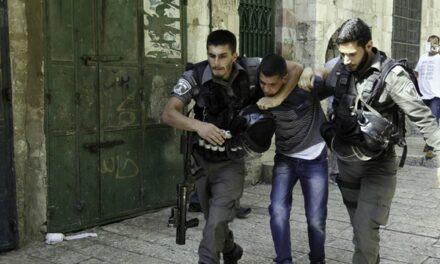 Des arrestations israéliennes à grand ampleur en Cisjordanie