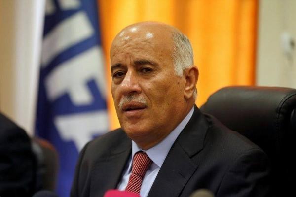 Rajoub: le dialogue national inclusif commencera au Caire le 8 de ce mois-ci