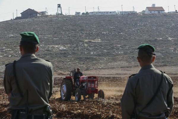 Comment une campagne israélienne de dénigrement permet de retirer des financements aux cultivateurs palestiniens