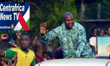 Le peuple a réélu Touadera : à nouveau chrétiens et musulmans sont réunis sous le drapeau national