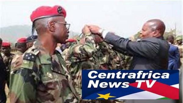 Grande victoire de l'armée centrafricaine