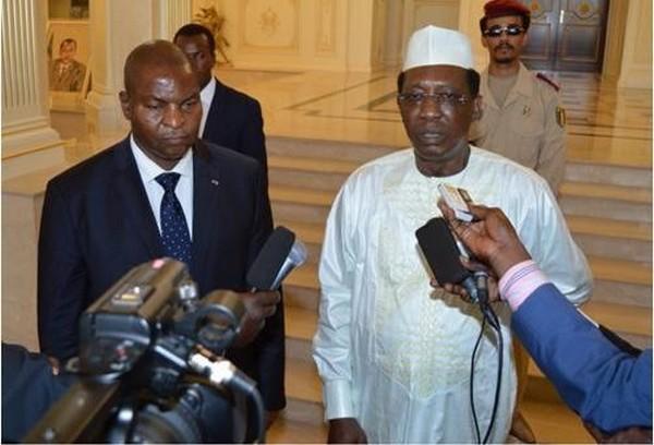 Contre les mensonges, le président de l'assemblée nationale de RCA souligne la fraternité Tchad-Centrafrique