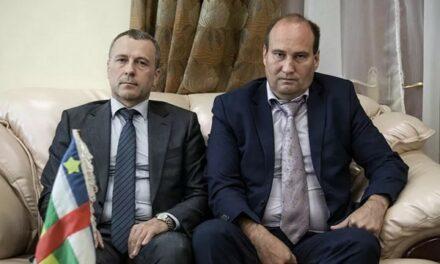 Valeri Zakharov : 'La coopération militaire entre la RCA et la Russie va s'élargir davantage'