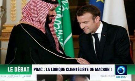 PGAC, la logique clientéliste de Macron