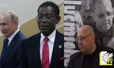 Luc Michel décrypte la nouvelle offensive de déstabilisation contre la Guinée équatoriale