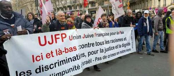 Attaques contre l'Union juive française pour la paix (UJFP) : « Empêcher une expression à la fois antisioniste et antiraciste »