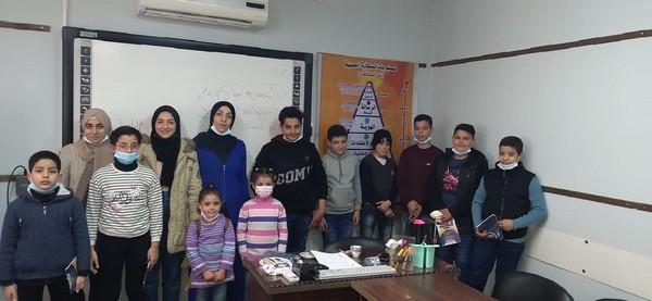 Ces enfants de Gaza qui parlent français