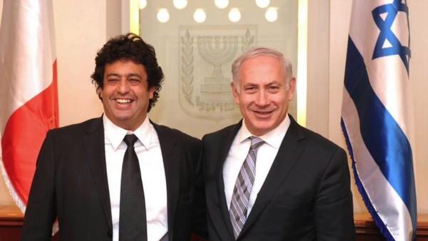 Encore une ingérence israélienne en France !