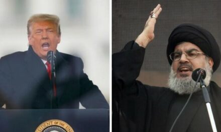 Nasrallah sur l'assaut du Capitole : Trump a révélé le vrai visage des États-Unis