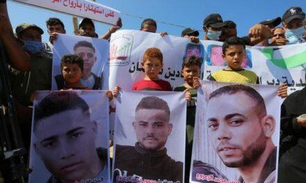 Un pêcheur de Gaza torturé par l'Egypte