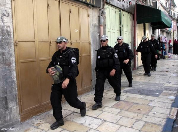 Destruction de la Jérusalem palestinienne, une institution après l'autre