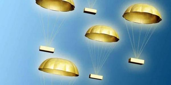 Parachutistes dorés : maintenant rendez l'argent !