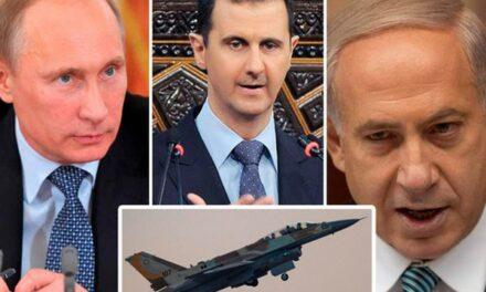 Syrie : la Russie annonce qu'elle est prête à abattre des avions israéliens