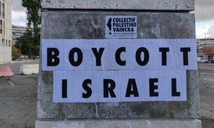 Boycott des produits israéliens : lettre ouverte à Éric Dupond-Moretti