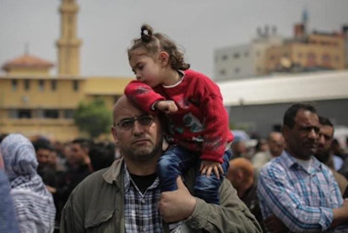 La politisation du secteur public de l'emploi et des salaires en Cisjordanie et à Gaza