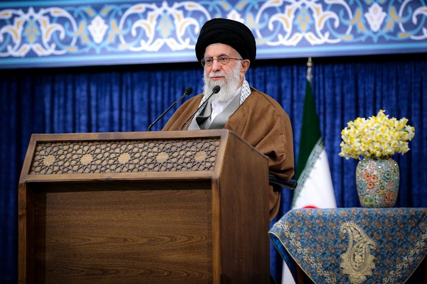 Message du Leader à l'occasion du Norouz 1400