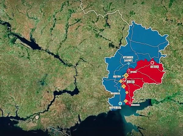 Situation militaire dans le Donbass