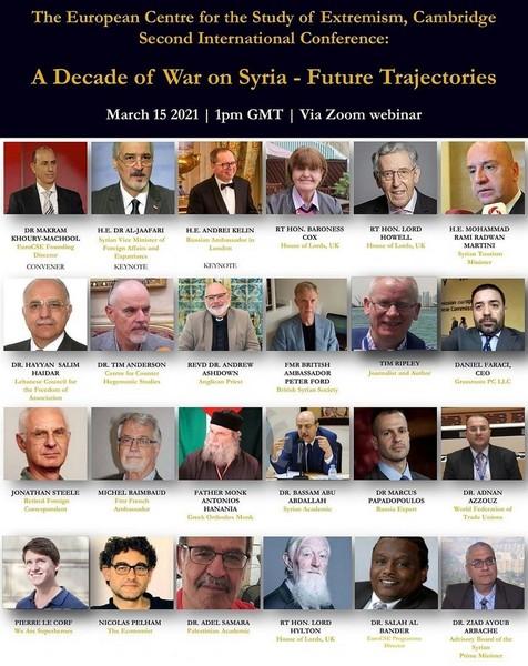 Syrie / L'Union européenne est désormais une partie du problème plutôt qu'une partie de la solution