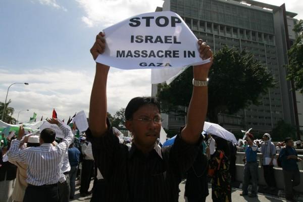 Désolées, l'antisionisme n'équivaut toujours pas à l'antisémitisme