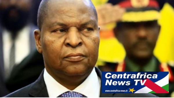 Pas question de forcer ou de décider à la place du président centrafricain !