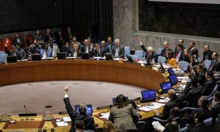 La Russie s'abstient de voter pour l'augmentation des casques bleus de l'Onu en Centrafrique
