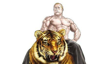 Quand la caricature russophobe anti-Poutine envahit de façon ambigüe la BD !