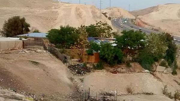Israël prévoit de déplacer les habitants de Khan al-Ahmar dans une nouvelle zone en Cisjordanie