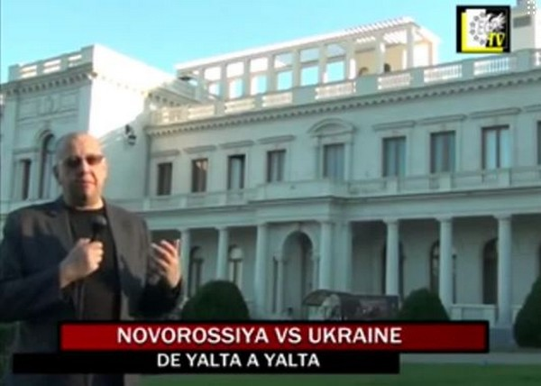 Le docu de Luc Michel : 'De Yalta à Yalta !'