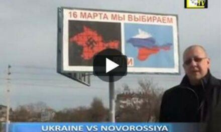 Le docu de Luc Michel : 'Comment la Crimée est redevenue Russe ?'