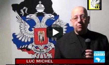 Le docu de Luc Michel : 'La sale guerre du Donbass'