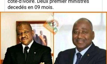 Côte d'Ivoire : émeutes des partisans de feu Hamed Bakayoko contre le régime Ouattara