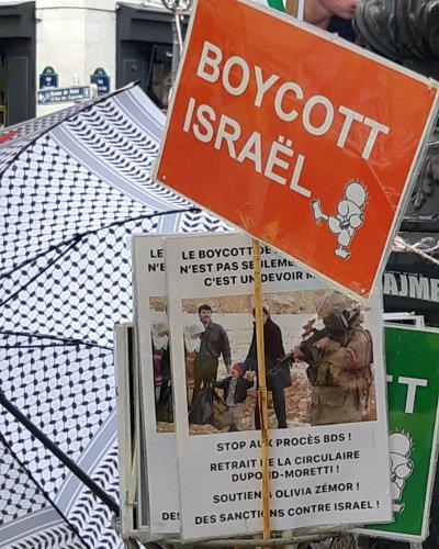 Ce Boycott qui gêne