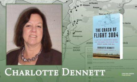 Charlotte Dennett, fille d'un maître-espion américain, se confie