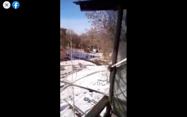 L'enfer en République de Lugansk