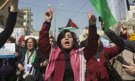 En ce 8 mars : solidarité avec les femmes palestiniennes