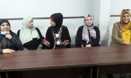 Ces femmes francophones de Gaza