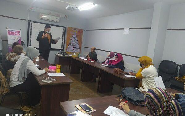 Plusieurs formations linguistiques et techniques  pour les étudiants et les diplômés de français de Gaza