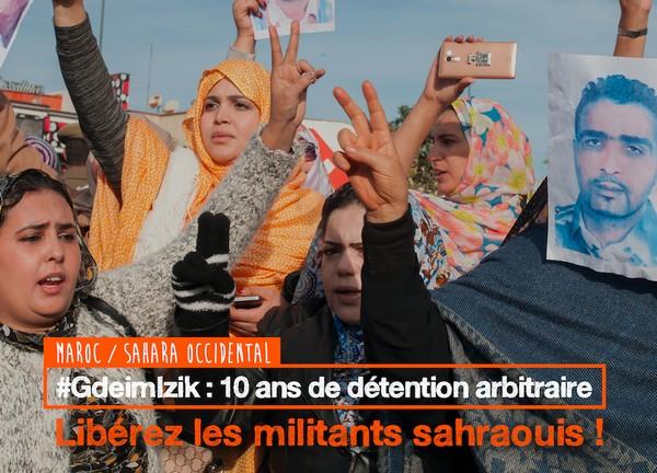 Sahara occidental : chronique de la répression ordinaire
