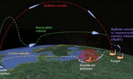 Des missiles hypersoniques USA en Europe à 5 minutes de Moscou