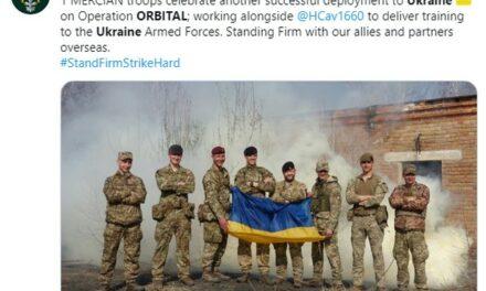 L'Ukraine met le continent européen en danger avec l'aide de «conseillers» militaires anglo-saxons