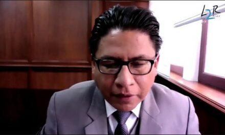Interview du Ministre de la Justice de la Bolivie sur le cas Jeannine Añez