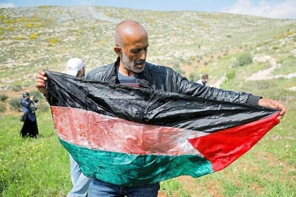 Un palestinien de 45 ans assassiné par l'armée israélienne en Cisjordanie ce vendredi 19 mars 2021
