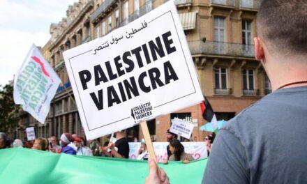 Un député LREM demande la dissolution du Collectif Palestine Vaincra auprès de Gérald Darmanin