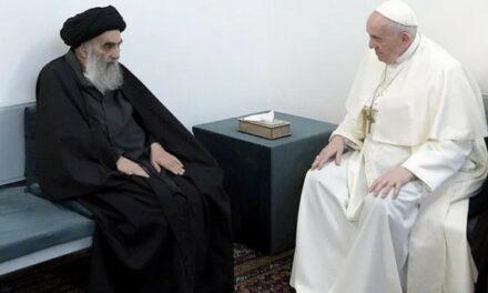 La rencontre entre le Pape et l'Ayatollah Sistani, entre énigme et omerta