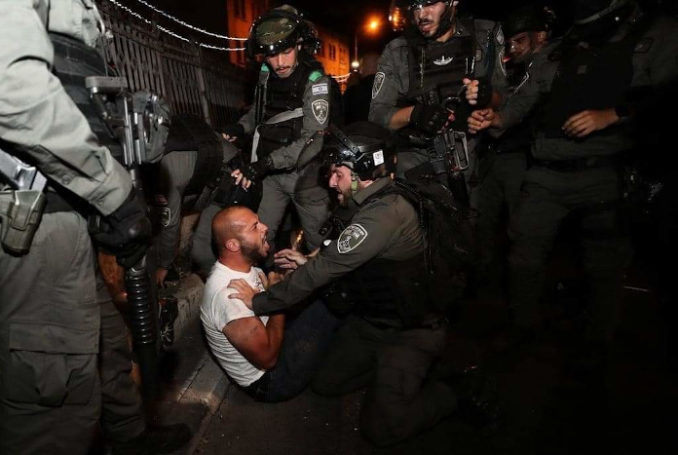 Jérusalem : contre les attaques racistes, une Intifada du Ramadan