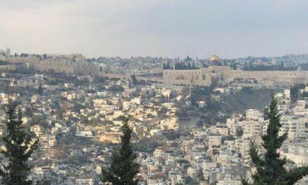 Chercheur Jérusalémite: Les EAU tentent d'acheter des biens immobiliers à Jérusalem occupée
