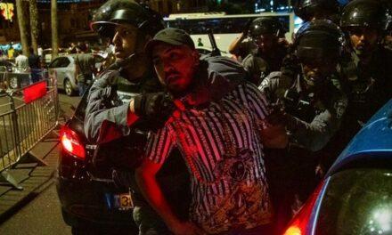 Violences fascistes et racistes contre les Palestiniens à Jérusalem – silence révoltant de la France