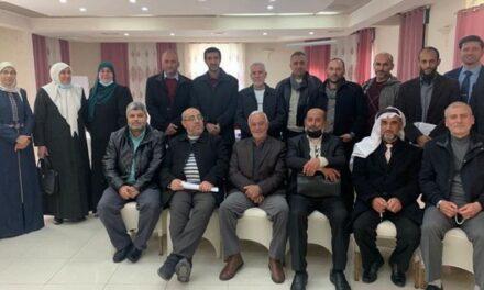 La liste électorale du Hamas tient sa première réunion en Cisjordanie