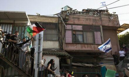 La jeunesse palestinienne se mobilise contre les violences fascistes et le nettoyage ethnique à Jérusalem