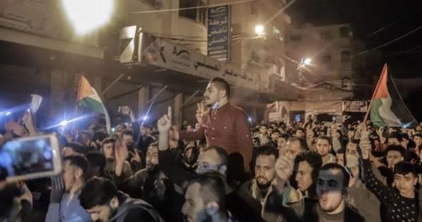 Liban : Le mouvement populaire continue de soutenir Jérusalem occupée